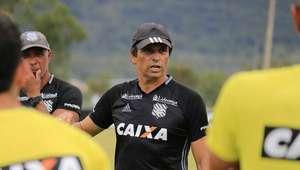 Técnico do Figueirense valoriza Chapecoense antes de duelo