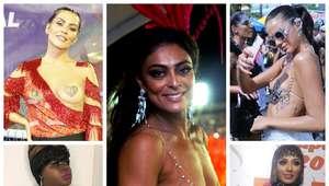 Poderosas: Carnaval joga foco nos seios com adesivos e joias