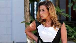 Após morte de ex-chacrete, Rita Cadillac desiste de ...