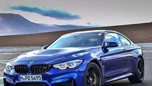 BMW M4 CS chega ao Brasil por R$ 663.950