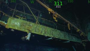 Porta-aviões perdido pelos EUA na 2ª Guerra é encontrado ...