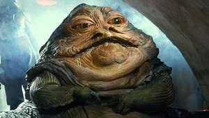 Jabba será a surpresa de 'Han Solo: Uma História Star Wars'