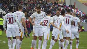 Roma vence a 3ª seguida no Italiano; Milan ganha do Chievo