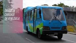 Esse ônibus está mudando a vida de moradores de rua