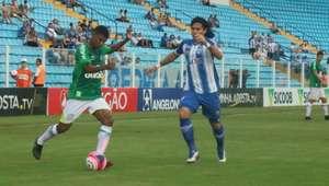 Em jogo de despedida e estreia, Avaí e Chapecoense empatam