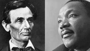 A luta pelos direitos civis de Lincoln a Martin Luther King