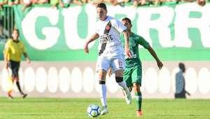 Bola aérea e gols perdidos ligam alerta do Vasco para a ...