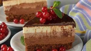Torta tripla de chocolate: como fazer