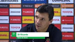 """VASCO DA GAMA: Zé Ricardo: """"Faremos o jogo das nossas ..."""