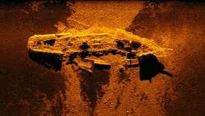 Os navios naufragados no século 19 encontrados nas ...