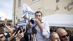 M5S e Liga chegam a acordo sobre primeiro-ministro na Itália