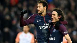 Ligue 1: Neymar e Cavani na seleção da temporada