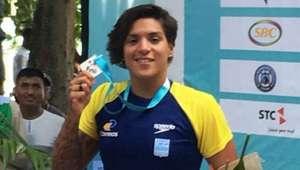 Ana Marcela Cunha fatura medalha de prata em etapa da ...