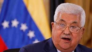 Presidente palestino Abbas sofre de infecção pulmonar