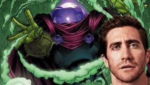 Jake Gyllenhaal será Mysterio no novo filme do Homem-Aranha