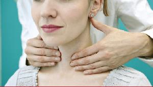 Doenças da tireoide podem aparecer em todas as idades, ...