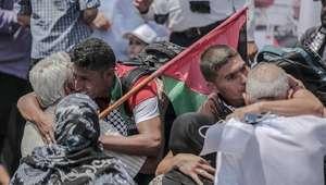 Israel bombardeia alvos da Jihad Islâmica em Gaza