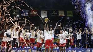 Paulistano vence o Mogi e é campeão do NBB pela primeira vez