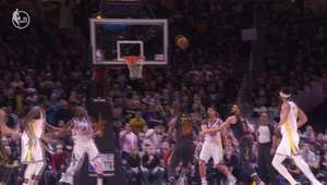 Cleveland Cavaliers 102-110 Golden State Warriors