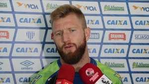 """AVAÍ: Alemão: """"Guarani gosta de chamar o jogo, todo ..."""