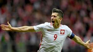 Liderada por Lewandowski, Polônia disputa permanência ...