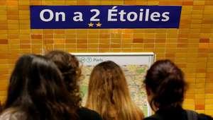Paris: estações de metrô mudam de nome homenageando campeões