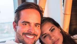 Marido se declara à Simone: 'Te amo com todo meu ser'