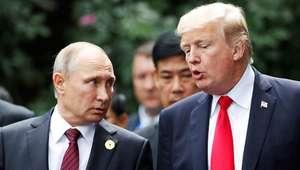 As controvérsias no encontro histórico entre Donald ...
