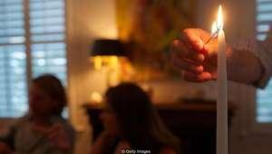 O que aprendi vivendo praticamente à luz de velas - e ...
