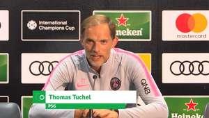PSG: Tuchel revela ansiedade para trabalhar com Neymar ...