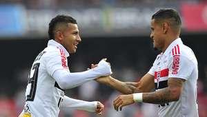 Fora da Libertadores, São Paulo tem vantagem no Brasileiro