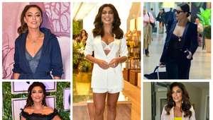 Vote já: Juliana Paes exala sensualidade em 5 looks