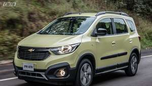 Chevrolet Spin Activ7: Predicados melhorados