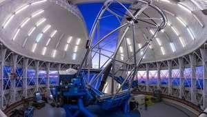 Radiogaláxia mais distante da Terra é descoberta com ...