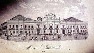 Em 1844, diretor do Museu Nacional já se queixava de ...