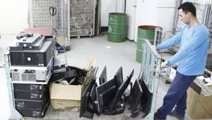 Lixo Eletrônico no Mundo: descarte e descuido