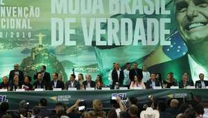 PSL cresce e empata com PSDB na preferência do eleitorado