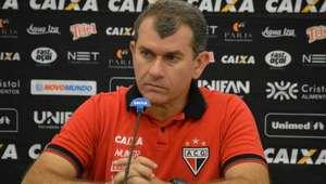 Após derrota para Sampaio Corrêa, Tencati é demitido do ...