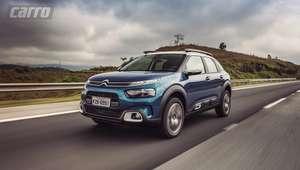Citroën C4 Cactus Shine Pack: Abrindo o caminho