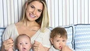 Andressa Suita cita mudança após ser mãe: 'Amar o outro, ...