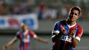 Vinicius analisa seu momento no Bahia: 'Me cobro muito'