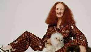 Grace Coddington lança coleção para a Louis Vuitton