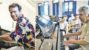 Choro húngaro em casa carioca: Gabriel Geszti interpreta ...