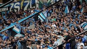 Conmebol altera horários dos jogos do Grêmio na Libertadores