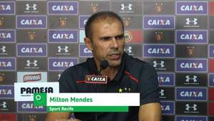 SPORT RECIFE: Milton Mendes sobre Maílson: Ninguém faz ...