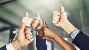Faça afirmações positivas para que seu negócio prospere