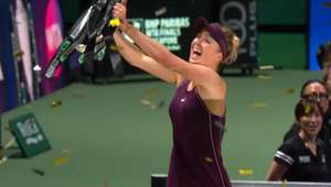 WTA Tour Finals: Svitolina vira sobre Stephens e vence o ...
