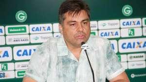 Presidente do Goiás afirma que problemas internos são ...