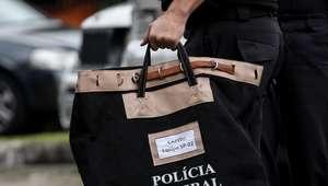 Propina era repassada em caixas de sabão, diz PF
