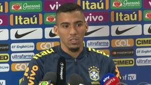 """Seleção: Allan: """"O reencontro com Dedé foi de uma emoção ..."""